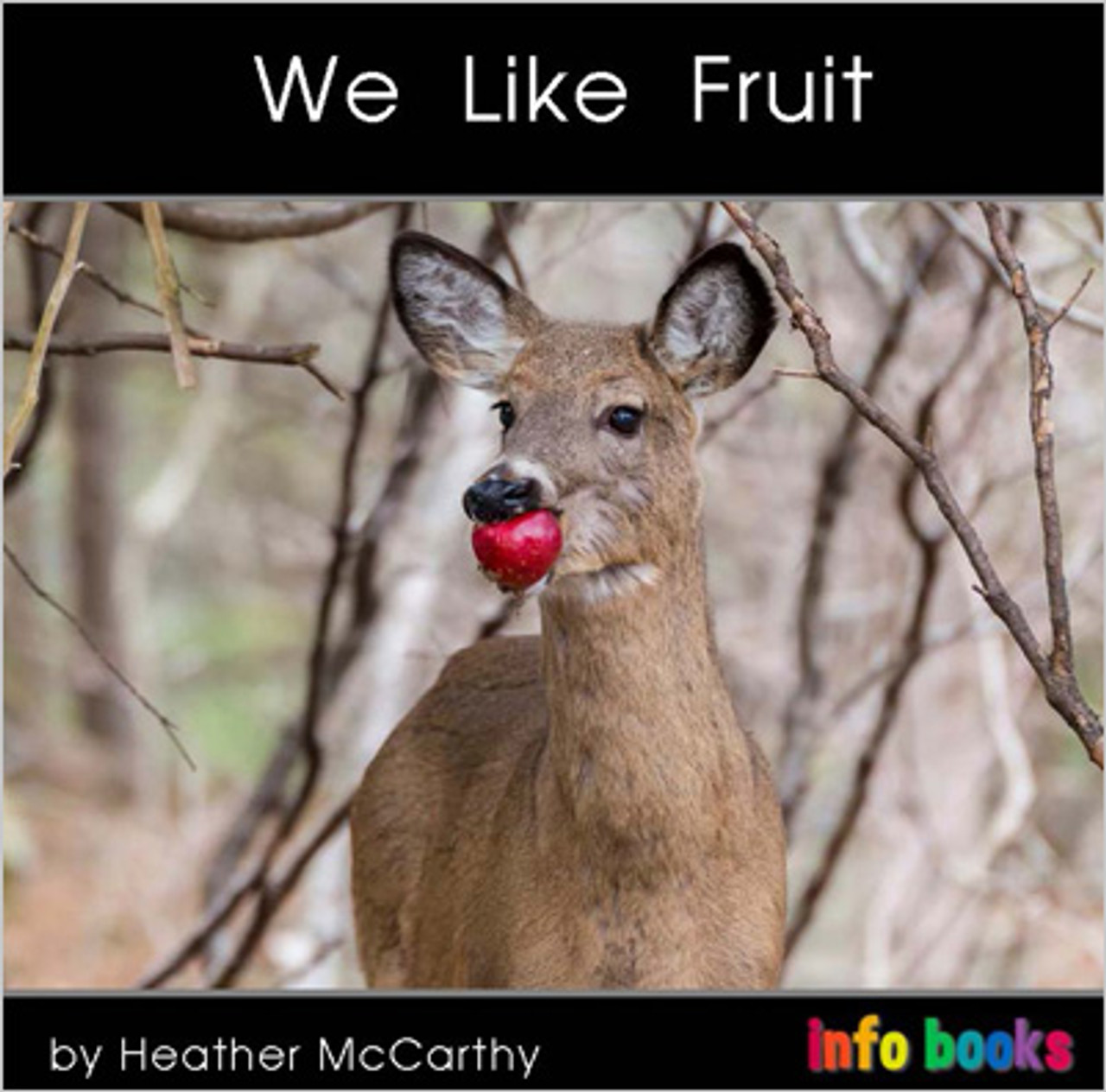 We Like Fruit - Level B/2