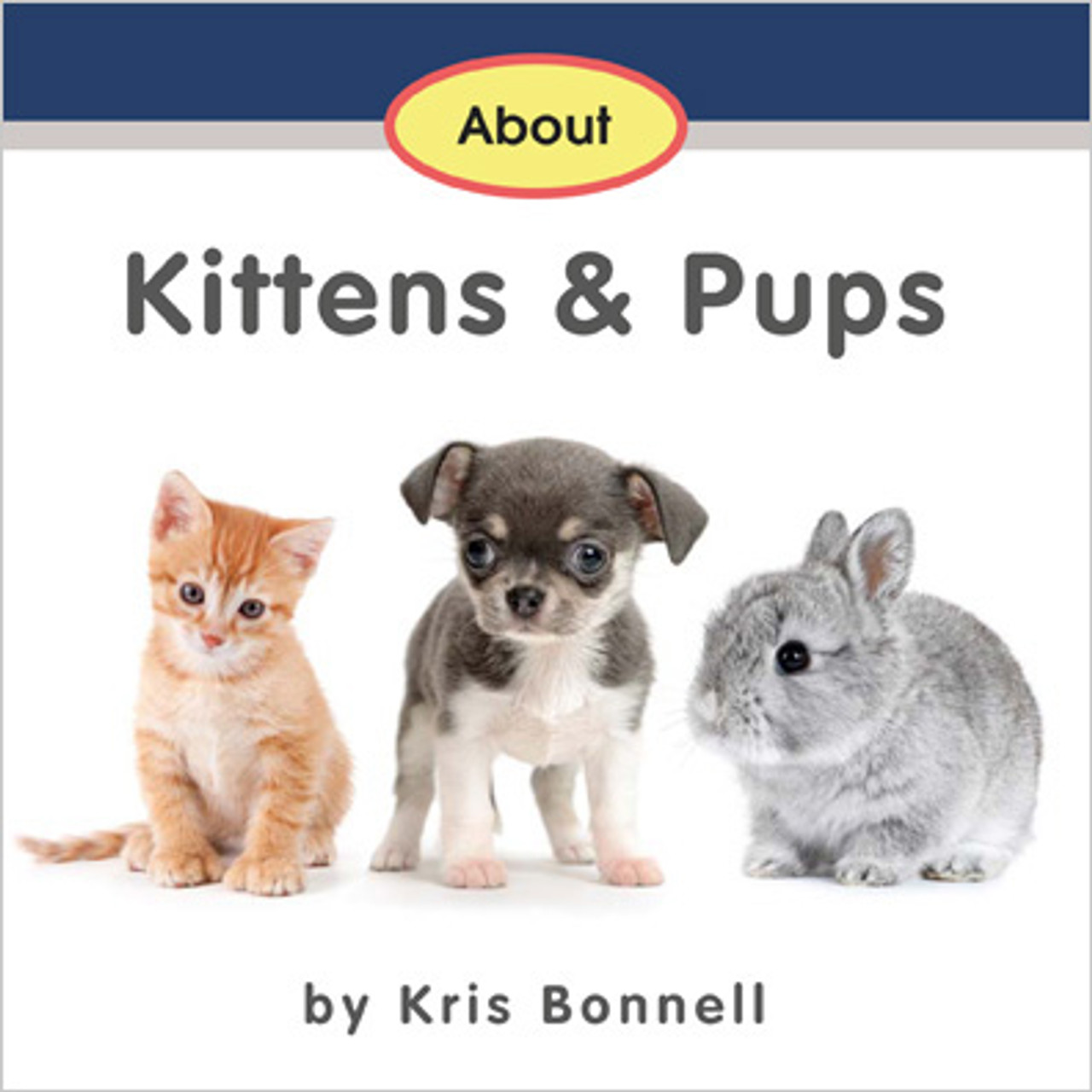 About Kittens & Pups - Level C/4