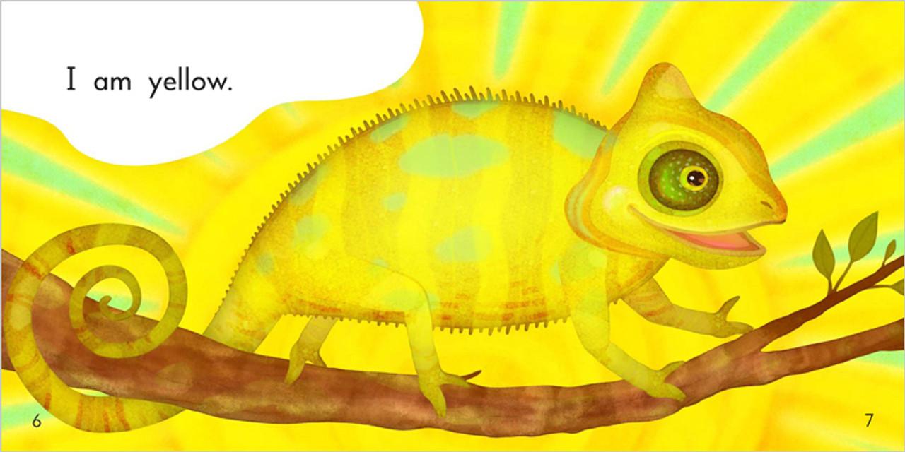 The Chameleon - Level A/1