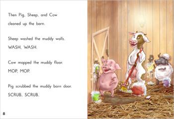 Muddy Pig, Clean Pig - Level I/15