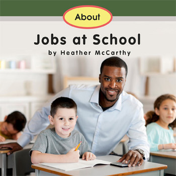 About Jobs at School - Level A/1