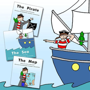 The Pirate Trilogy