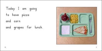 My School Lunch - Level C/3