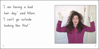 Mom's Bad Hair Day - Level E/7