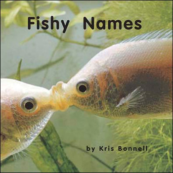 Fishy Names - Level B/2