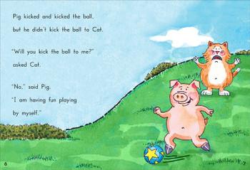 The Ball Hog - Level E/8