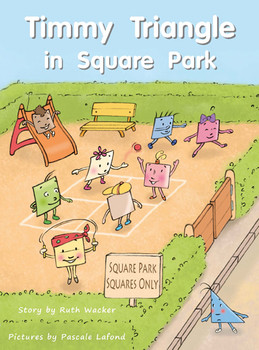 Timmy Triangle in Square Park - Level H/14