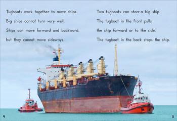Tugboats - Level J/18