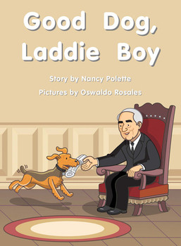 Good Dog, Laddie Boy - Level K/18