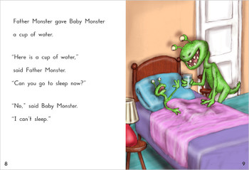Baby Monster Can't Sleep - Level F/9