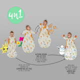 365 Sleep Bag V2 - Sleepy Animals