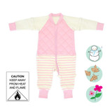 X-TEND Sleepsuit - Orchid Pink / 2.5 Tog