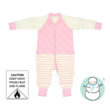 X-TEND Sleepsuit - Orchid Pink / 3.5 Tog