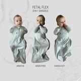 FX (Fetal Flex) Swaddle - Sky / Standard Weight