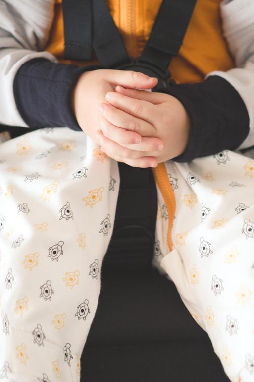 X-TEND Sleepsuit - Hatchlings / 1.0 Tog