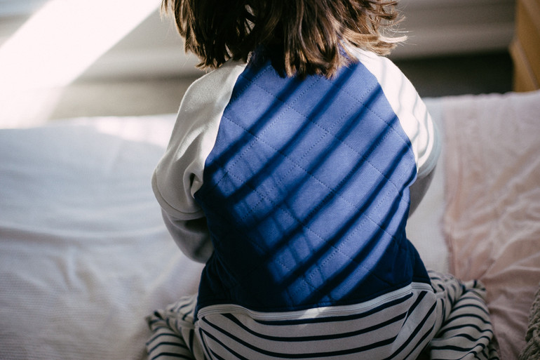 X-TEND Sleepsuit - KIDS / Navy / 3.5 Tog