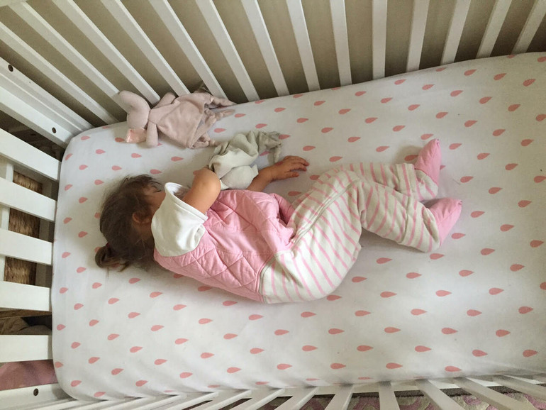 X-TEND Sleepsuit - KIDS / Orchid Pink / 2.5 Tog