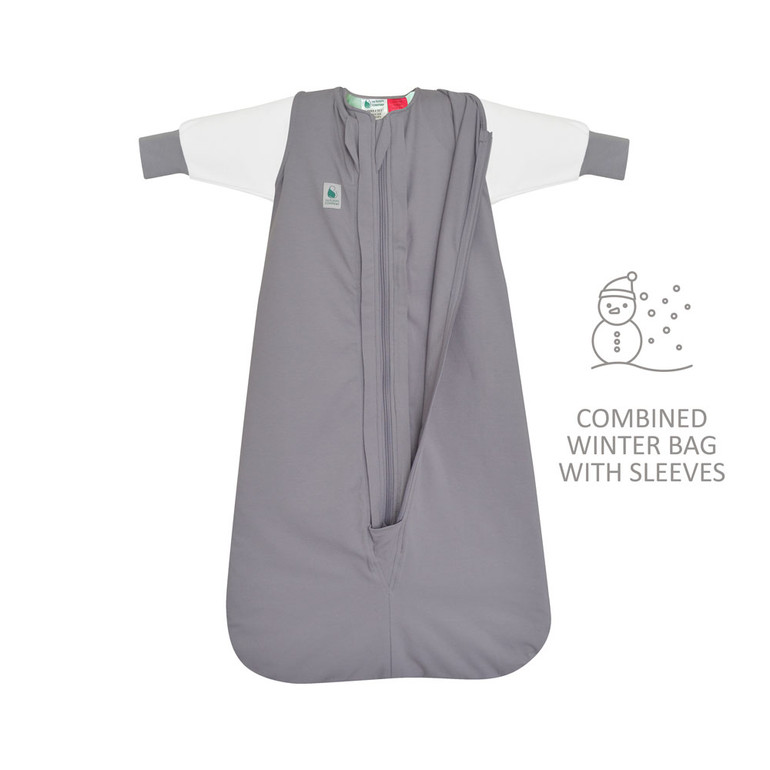 365 Sleep Bag V3 - Grey / 4-IN-1