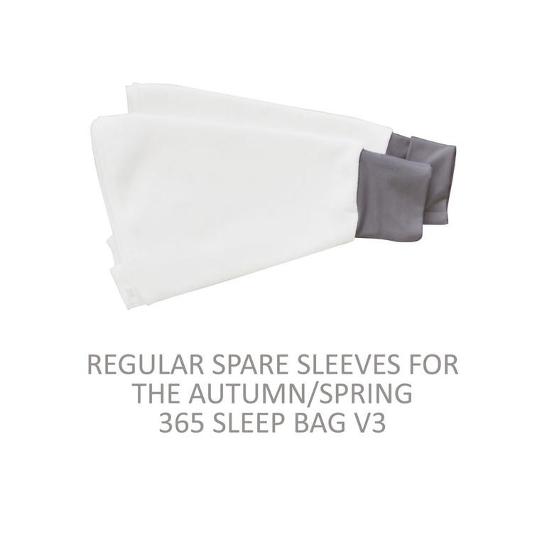 365 Sleep Bag V3 - Grey / Spare Sleeves