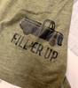 Filler Up Shirt Sleeve