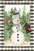 Snowman Perch Picture