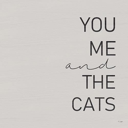 You me and the Cats Picture