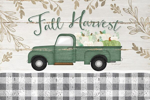 Fall Harvest Truck Picture