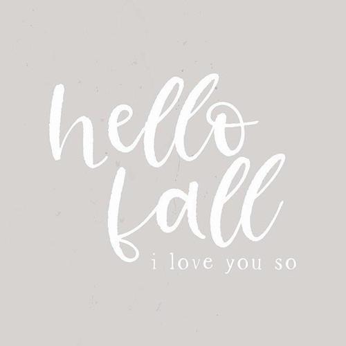 Hello Fall Picture
