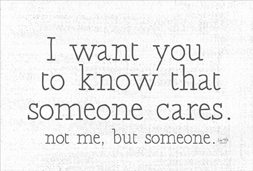 Someone Cares Picture