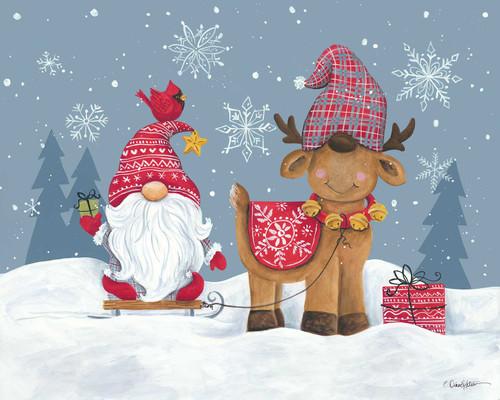 Pet Reindeer Picture