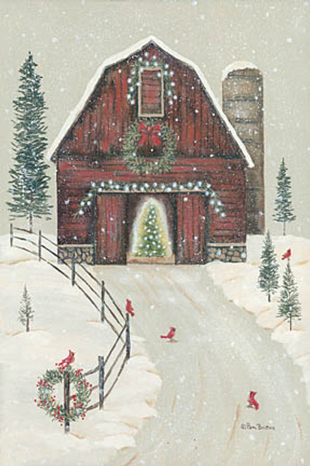 Holiday Barn Picture