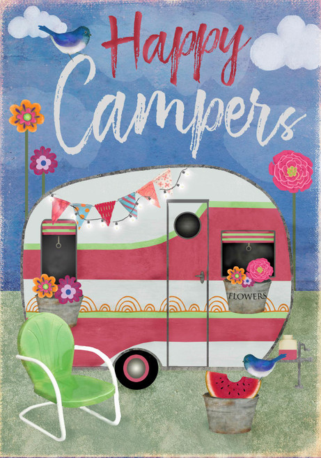 Happy Campers Picture