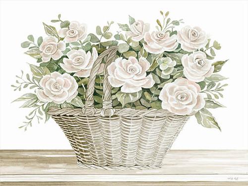 Rose Basket Picture