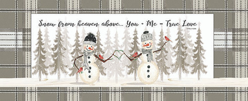 Snowy Love Picture