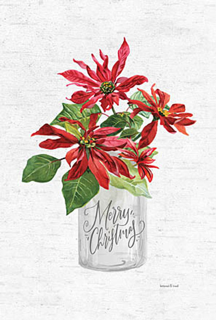 Poinsettia Christmas Picture