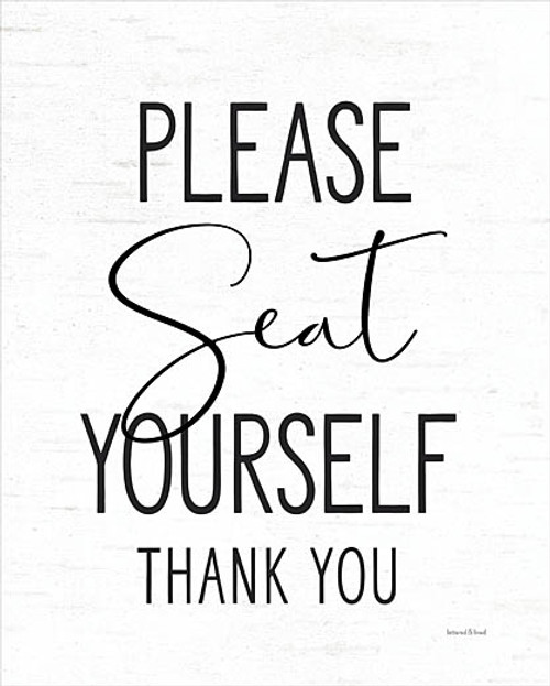 Seat Yourself Picture