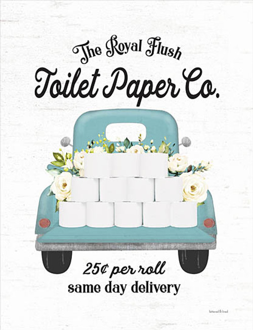 Toilet Paper Truck Picture