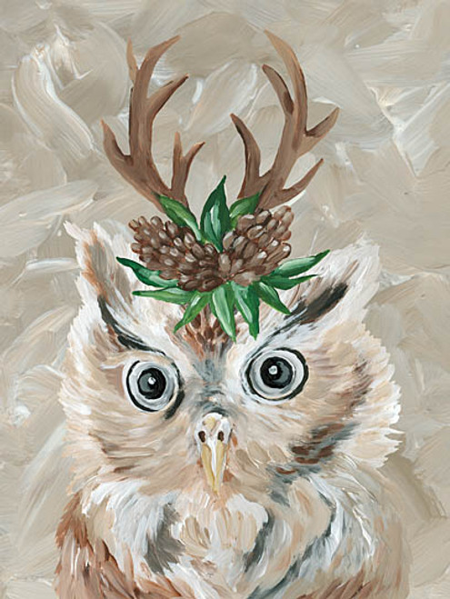 Holiday Owl Picture