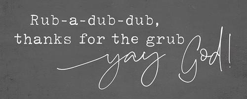 Grub Prayer Picture