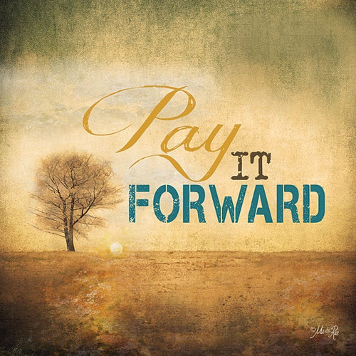Pay It Forward Picture