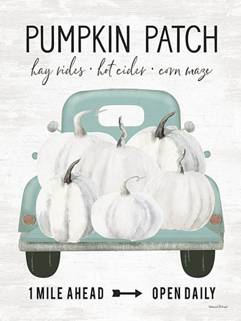 Pumpkin Patch Truck Picture
