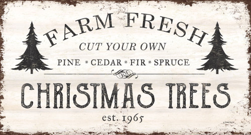 Fresh Christmas Trees Picture