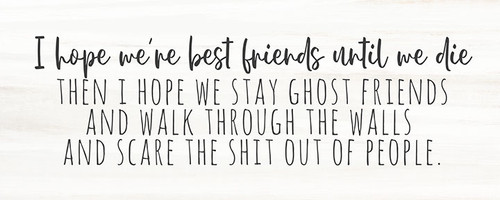 Ghost Friends Picture