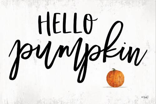 Pumpkin Hello Picture