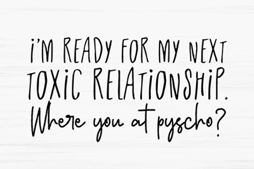 Toxic Relationship Picture