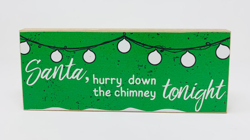 Down the Chimney