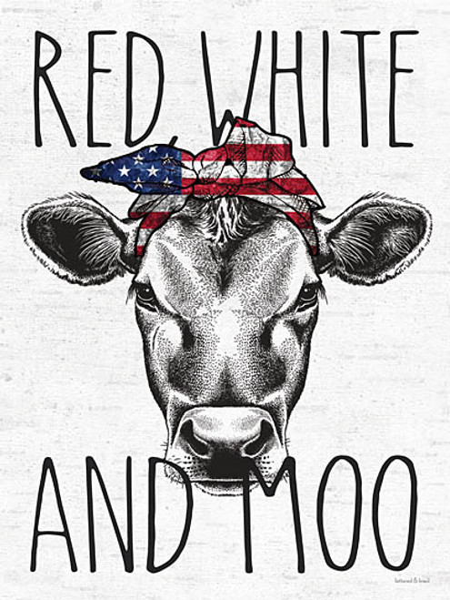 Red White Moo Picture