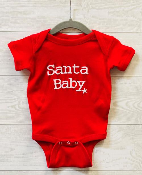 Santa Bodysuit