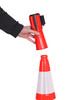 """28"""" Traffic Cone 280 with 14""""x14"""" Base"""