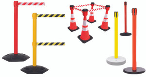 Site Safety Stanchions